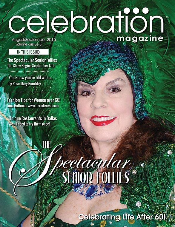 Celebration Magazine 2019 Cover