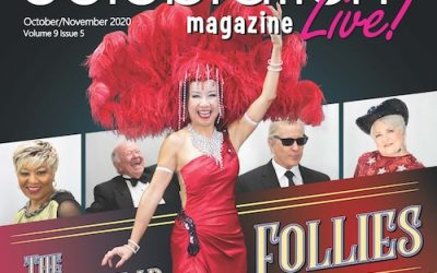 On the Cover of Celebration Magazine – The Spectacular Follies