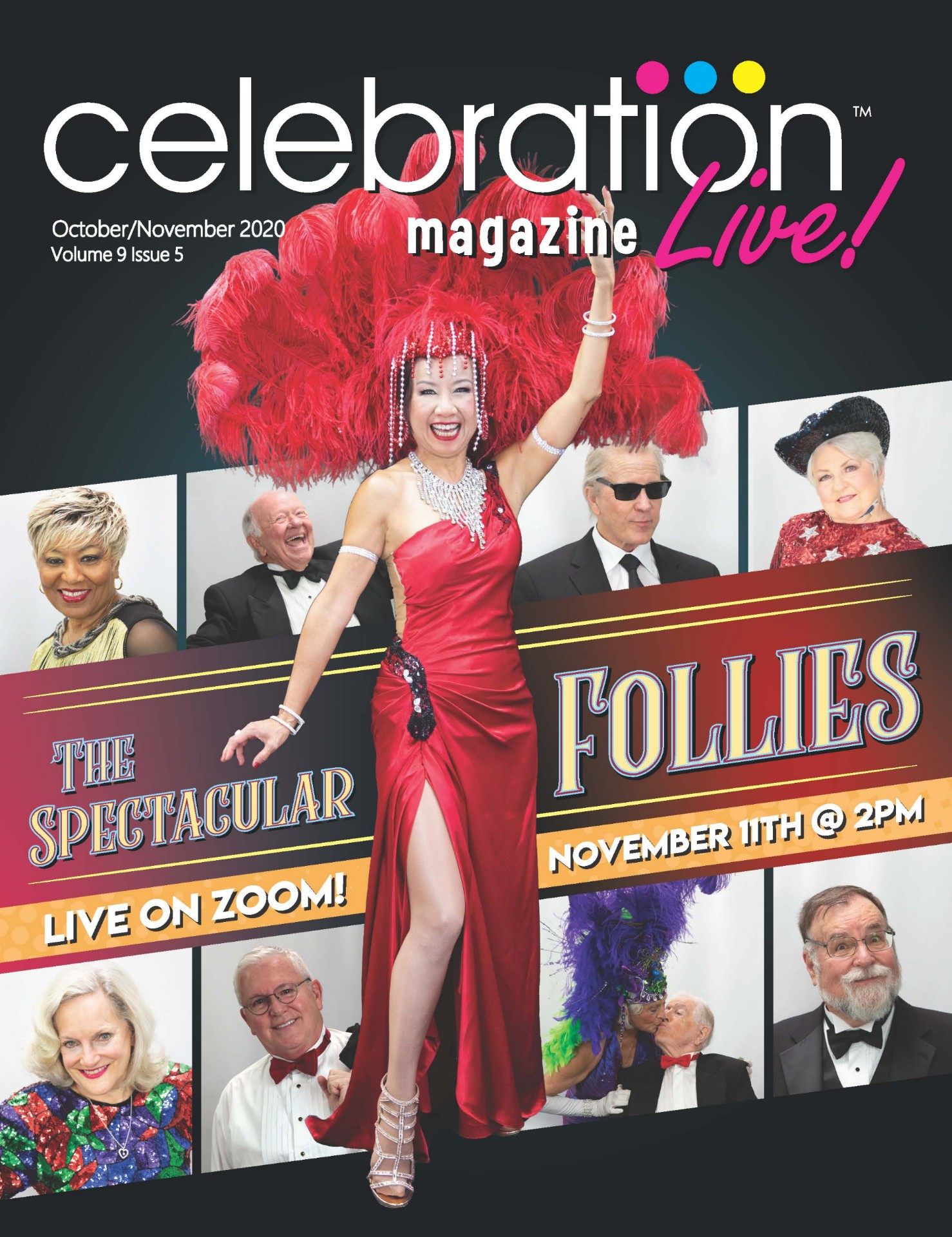 Celebration Magazine 2018 Cover